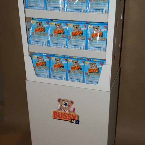 Display - Bussy Ice Pop